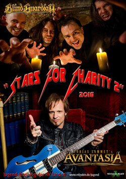 Stars For Charity 2016: Blind Guardian & Avantasia