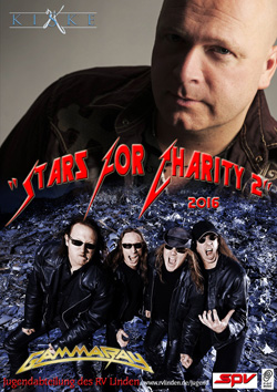 Stars For Charity 2016: Michael Kiske & Gamma Ray
