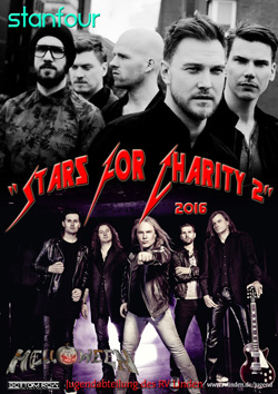 Stars For Charity 2016: Stanfour & Helloween