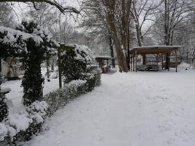 Winterstimmung beim RVL