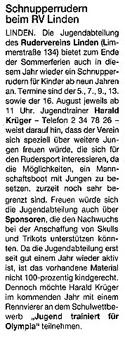 Wochenblatt Sommer 2003