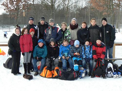 Eislaufen Limmer 2013